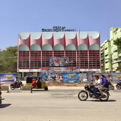 Sapthagiri Cinema[2016] (gang_m) Tags: 映画館 cinema movietheatre india2016 india インド hyderabad ハイダラーバード ハイデラバード