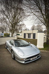75MM-4819 (ImageAuto) Tags: goodwoodmembersmeeting 75mm jaguar xj220 gt1 sportscar