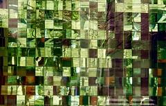 iParis: skullduggery (gregjack!) Tags: france paris reflection fragmented window glass green trees skull street sony rx10m3