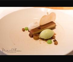 Le dessert (MPOBrien) Tags: troplongmondot saintémilion france bordeaux