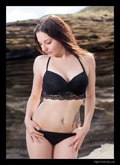 Bexx-Makapuu (madmarv00) Tags: bexx d600 makapuu nikon girl hawaii kylenishiokacom model oahu brunette portrait people bikini