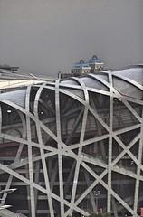 The Bird's Nest (Robert Borden) Tags: beijing birdsnest olympicvillage olympics aiweiwei architecture china asia 2016 canoneos canonphoto canonrebel canon canonphotographer