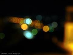 Bokeh by night ! (manthossoloupis) Tags: night lights bokeh greece lamps