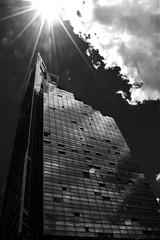 """Torre de David """"The world tallest slum"""" / Caracas Venezuela (V88alejandro) Tags: venezuela edificio ciudad caracas slum cyberpunk microcosmos estructura hacinamiento torrededavid worldtallestslum elbarriomasaltodelmundo"""