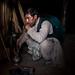 Hookah break on a trek, Yusmarg, Kashmir, India