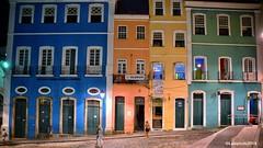 Pelourinho BY night (L▲iv ©) Tags: cup brasil word de centro bahia salvador brasile pelourinho 2014 histórico laivphoto