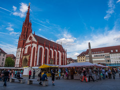 P4070091 (K Yew) Tags: wrzburg romanticroad marienkapelle romantischestrase