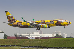 PR-GUO (rcspotting) Tags: boeing gol cgh osgemeos 737800 sbsp avgeek prguo rcspotting