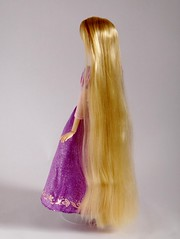 2014 Rapunzel Classic 12'' Doll - US Disney Store Purchase - Deboxed - Standing - Full Right Rear View (drj1828) Tags: standing us rapunzel purchase disneystore 12inch firstlook 2014 productinformation deboxed classicprincessdollcollection