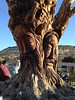 The tree men (marlovesusa) Tags: summer art crete greece island greek festival beach matala men tree