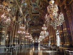 Paris - Opra National de Paris - Palais Garnier (Fontaines de Rome) Tags: paris grand national palais opra garnier foyer palaisgarnier grandfoyer opranationaldeparis