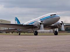 PH-PBA DC-3 (Irish251) Tags: dutch klm douglas dc3 dakota association phpba