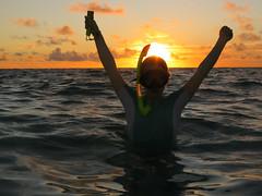 Maldives 2014 (bowsawblogger) Tags: sunset sea fish wet water girl animals coral lady sunrise canon sand honeymoon underwater indianocean scuba lass bikini fantasia snorkelling bsac scubadiving padi reef swimsuit maldives wetsuit 2014 swimmingcostume g16 rashvest shorediving scubascuba canong16