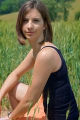 PASSION PORTRAIT, AUDREY (Gilles Poyet photographies) Tags: audrey loire soe autofocus blé modèle rhônealpes aplusphoto artofimages paysroannais rememberthatmomentlevel1 arcinges
