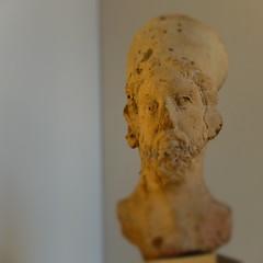 (laumra) Tags: sculpture paris museum pierre muse cicatrice cramique antiquit antiquits artmoyenge cicatricesdepierre