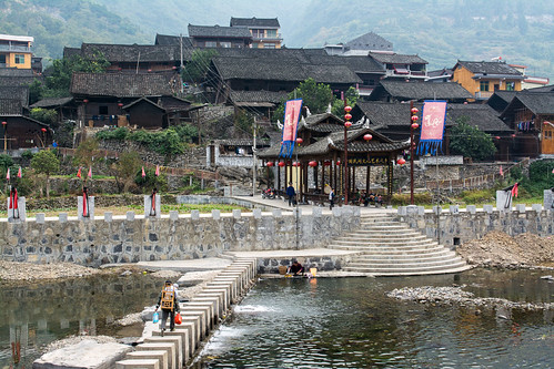 Hunan - Miaos