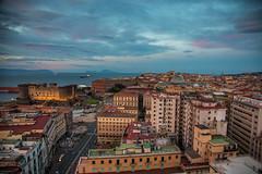 Naples (jerrylimlee/ pls visit: 500px.com/kiakka64) Tags: sunset italy canon italian italia napoli naples 5d italians 5dmk3