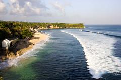 Gentle Journey (Domy Kamsyah) Tags: sea bali beach canon indonesia landscape eos surfing primes canon60d eos60d