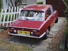 spots 2 (route9autos.co.uk) Tags: street green classic car vintage scotland glasgow goddess triumph southside morris cathcart