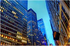 NYC Skyline (Rodrigo Krepsky) Tags: new york nyc sky usa building art skyscraper nikon eua hdr lucisart d7000