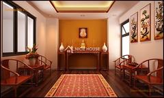 Thiết kế nhà phố tại Quảng Ninh - Mrs Thoa_29