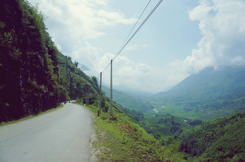on the road - Sa Pa by Chi Móm, on Flickr