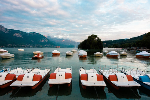 "Boats of Lac d'Annecy • <a style=""font-size:0.8em;"" href=""http://www.flickr.com/photos/72423171@N00/14632909168/"" target=""_blank"">View on Flickr</a>"