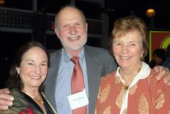 Abbe & Peter Steinglass & Edwina Millington Gala 08