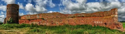 Zamek Koło - Panorama