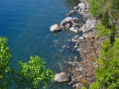 Split Rock Lighthouse State Park (Jasperdo) Tags: statepark lake water minnesota landscape scenery roadtrip lakesuperior splitrocklighthouse