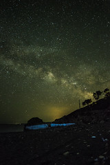 View from another planet (konstantinos_themelis) Tags: sky horse black night way photography long exposure center greece nebula milky galaxtic