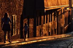 skipping the sunset (paddy_bb) Tags: sunset sun germany deutschland cityscape lübeck schleswigholstein 2014 fischergrube nikond5300 paddybb