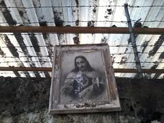 Santa Publicidade (Ruan Campos) Tags: rio rj jardimbotnico urbano religio nomuro santapublicidade