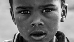 Marrakech (34) (DanieleCarrieri) Tags: africa travel portrait blackandwhite bw beautiful eyes child streetphotography morocco marrakech nio glance beautifuleyes candidportrait    portraitbw eyesofchild