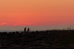 (evisdotter) Tags: summer sky people colors night sunsetlight åland sooc hammarudda
