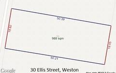 30,32,34 Ellis Street, Weston NSW