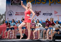 Miss Beach 2014 (The Adventurous Eye) Tags: girls camp girl beauty nice pretty contest young miss 2014 pláž hartvíkovice wilsonka misspláž misspláž2014