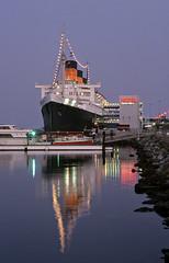 RMS Queen Mary (goremirebob) Tags: california hotel longbeach cunard oceanliner