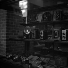 The Argus Museum (Alex Luyckx) Tags: camera bw history 6x6 tlr film museum rolleiflex photography blackwhite kodak michigan trix annarbor 11 400tx squareformat argus rolleiflex28f xtol asa800 filmphotography kodaktrix400 argusmuseum photographyhistory carlzeissplanar80mm128 believeinfilm arguscameracorporation