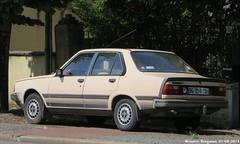 Renault 18 GTX 1985 (XBXG) Tags: auto old france classic car bernard vintage french la automobile voiture renault frankrijk 18 1985 72 ancienne sarthe française renault18 lafertébernard ferté