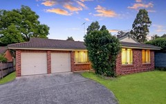 5A Rowallan Ave, Castle Hill NSW