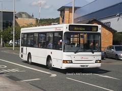 Transdev Lancashire United, 0665 [PK51LJX] - Blackburn (05/08/14) (David's NWTransport) Tags: pointer dennis dart plaxton dennisdart transdev plaxtonpointer pk51ljx transdevlancashireunited