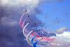 "Red Arrows 'Phoenix Bend' (Longreach - Jonathan McDonnell) Tags: ireland sky clouds newcastle hawk redarrows raf britishaerospace royalairforce aerobaticteam baehawk militarydisplay justclouds dsc0316 ""northernireland"" ""airshow"" ""airdisplay"" ""codown"" ""newcastlecodown"" ""festivalofflight"" ""newcastlefestivalofflight"" ""newcastlefestivalofflight2014"" redarrowsphoenixbend"