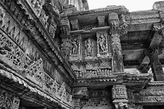 Queen's Step Well_5 (mehtasunil) Tags: fujifilm patan gujarat stepwell indiapictures xe1 heritagecity