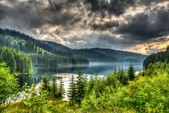 View of Lake Vidra (mnielsen9000) Tags: summer lake romania hdr lakevidra