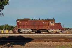 Unknown Engine 4331 Council Bluffs Iowa 6/30/14 (Poker2662) Tags: engine iowa unknown council bluffs 4331 63014