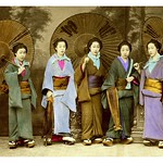 HOW TO WEAR A KIMONO -- IN LATE 1870s JAPAN thumbnail