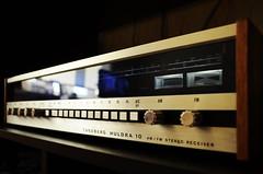 Tandberg Huldra 10 (Skrapa) Tags: music classic radio vintage 70s audio hifi norvegian huldra tandberg vintagehifi stereoreceiver