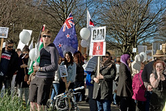 Rally to end the Massacre in Gaza (TriPodRoD) Tags: newzealand christchurch action massacre palestine solidarity southisland aotearoa nationwide gaza hagleypark riccartonroad shandcrescentreserve