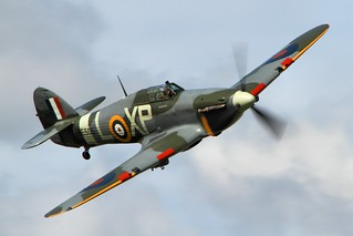 Hurricane Mk.IIb- Dunsfold Wings and Wheels - Explored :-)